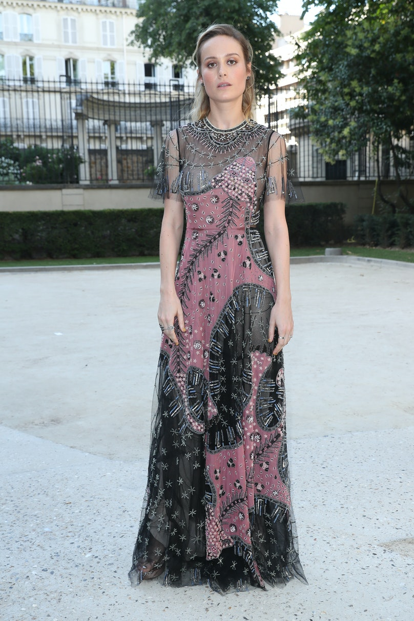 Valentino : Outside Arrivals - Paris Fashion Week - Haute Couture Fall/Winter 2017-2018