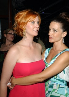 """HBO's """"Sex and The City """" Fifth Season Premiere - After-Party"""