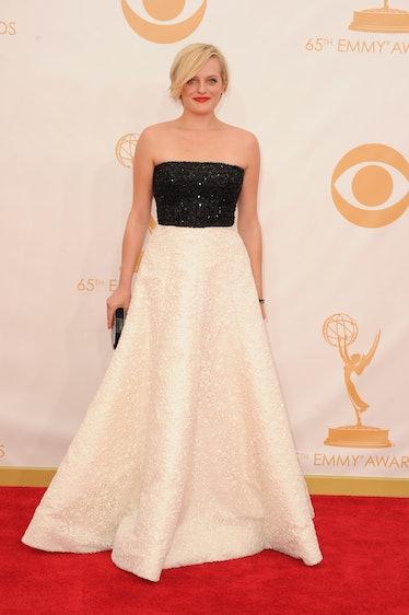 Elisabeth Moss Emmys gown