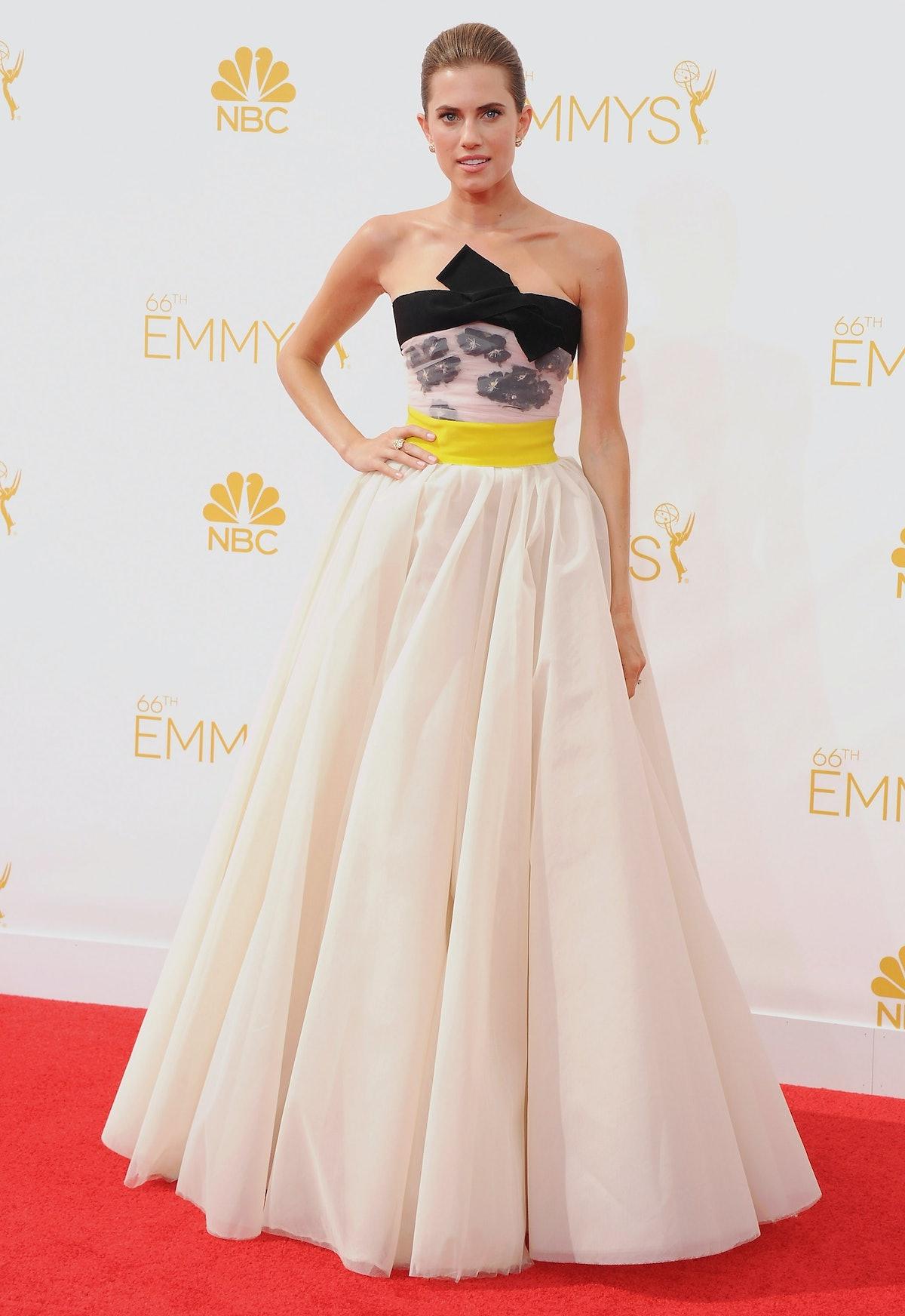 Allison Williams Emmys
