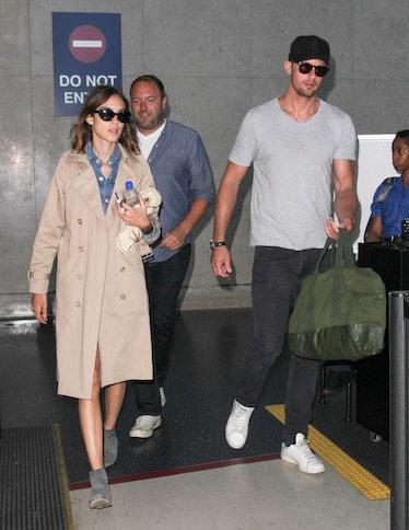 Celebrity Sightings In Los Angeles - July 21, 2015