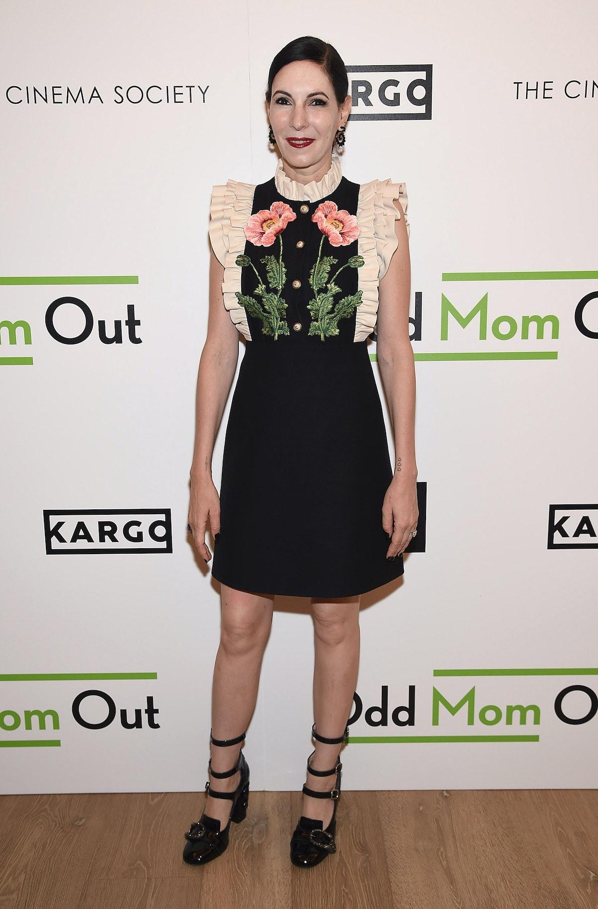 "The Cinema Society Hosts The Season 3 Premiere Of Bravo's ""Odd Mom Out"" - Arrivals"