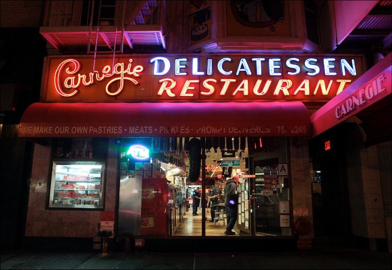 Carnegie Delicatessen