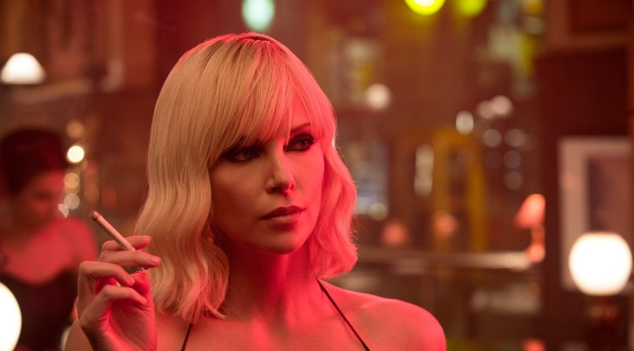Charlize Theron in Atomic Blonde, 2017, Focus Features.jpg