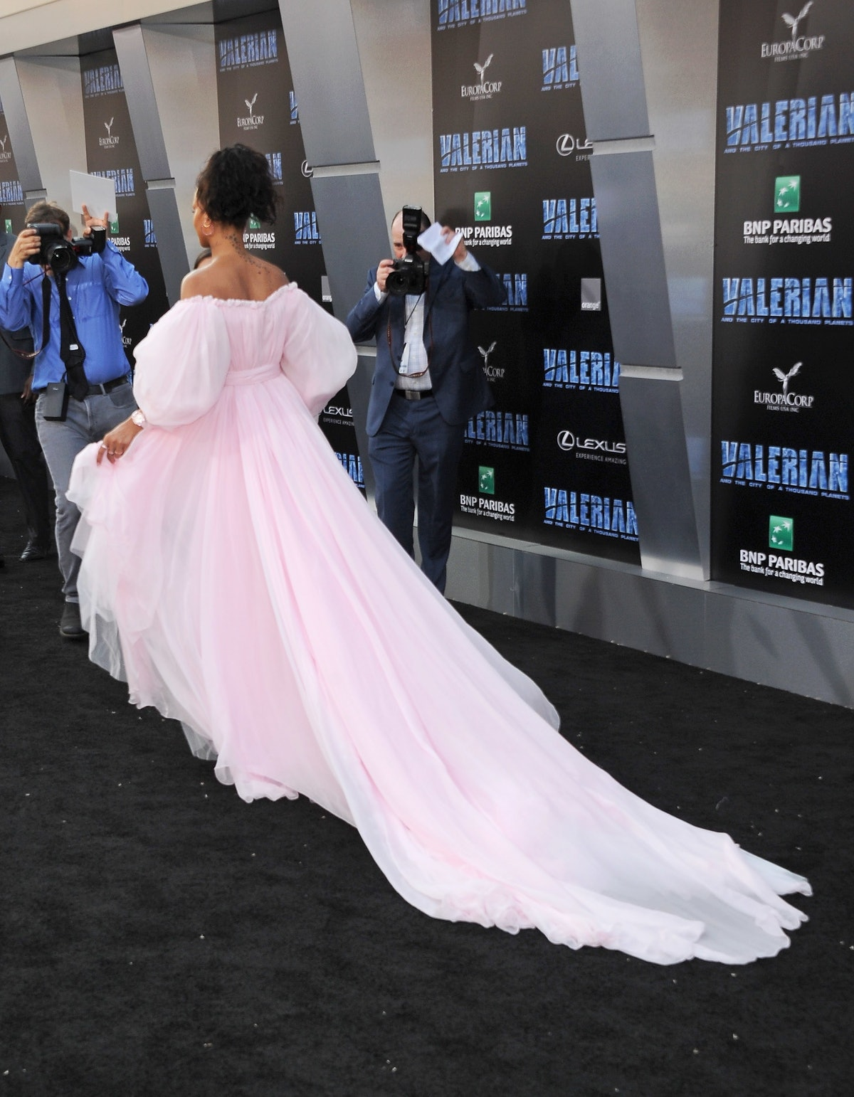 """Premiere Of EuropaCorp And STX Entertainment's """"Valerian And The City Of A Thousand Planets"""" - Arriv..."""