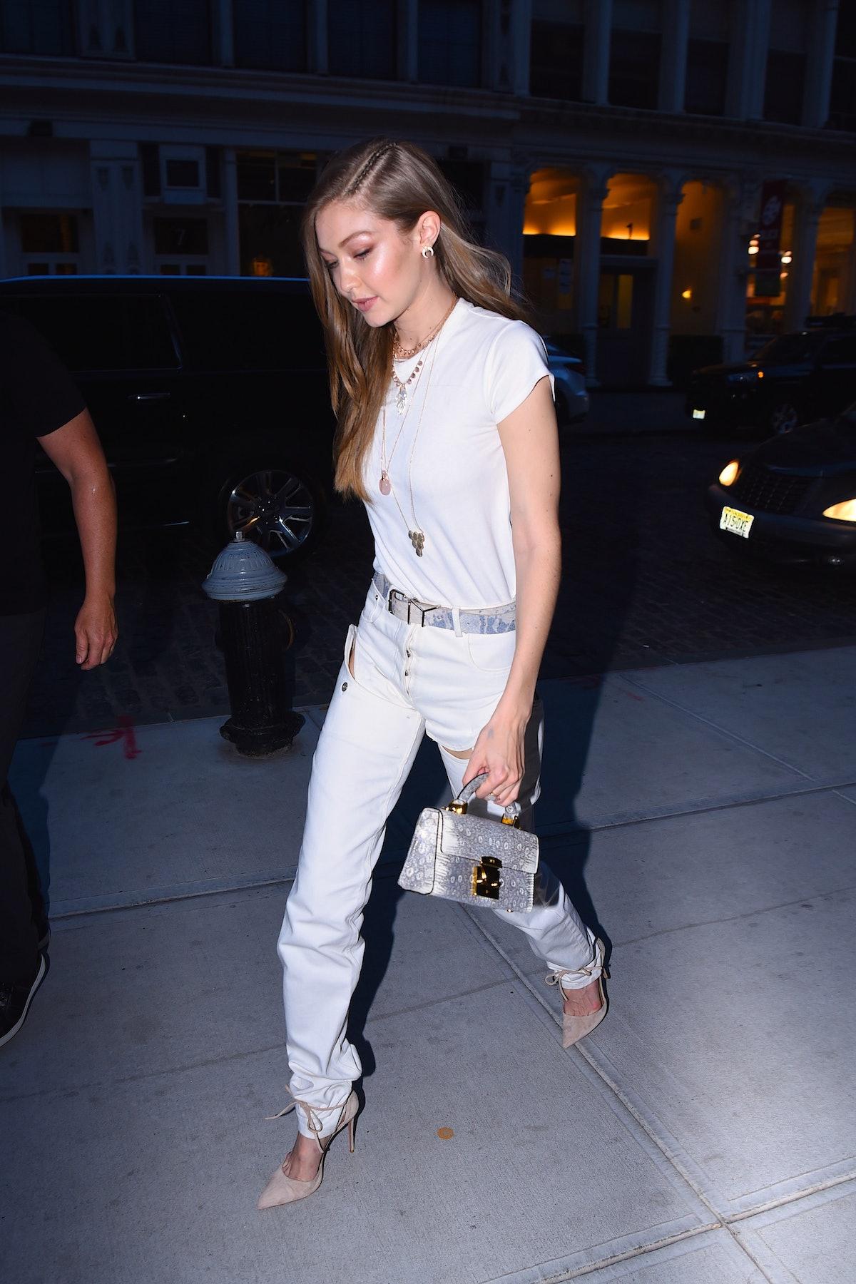 Celebrity Sightings in New York City - June 10, 2016