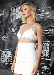"""Atomic Blonde"" - World Premiere In Berlin"