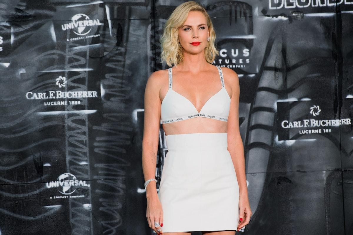 'Atomic Blonde' World Premiere In Berlin