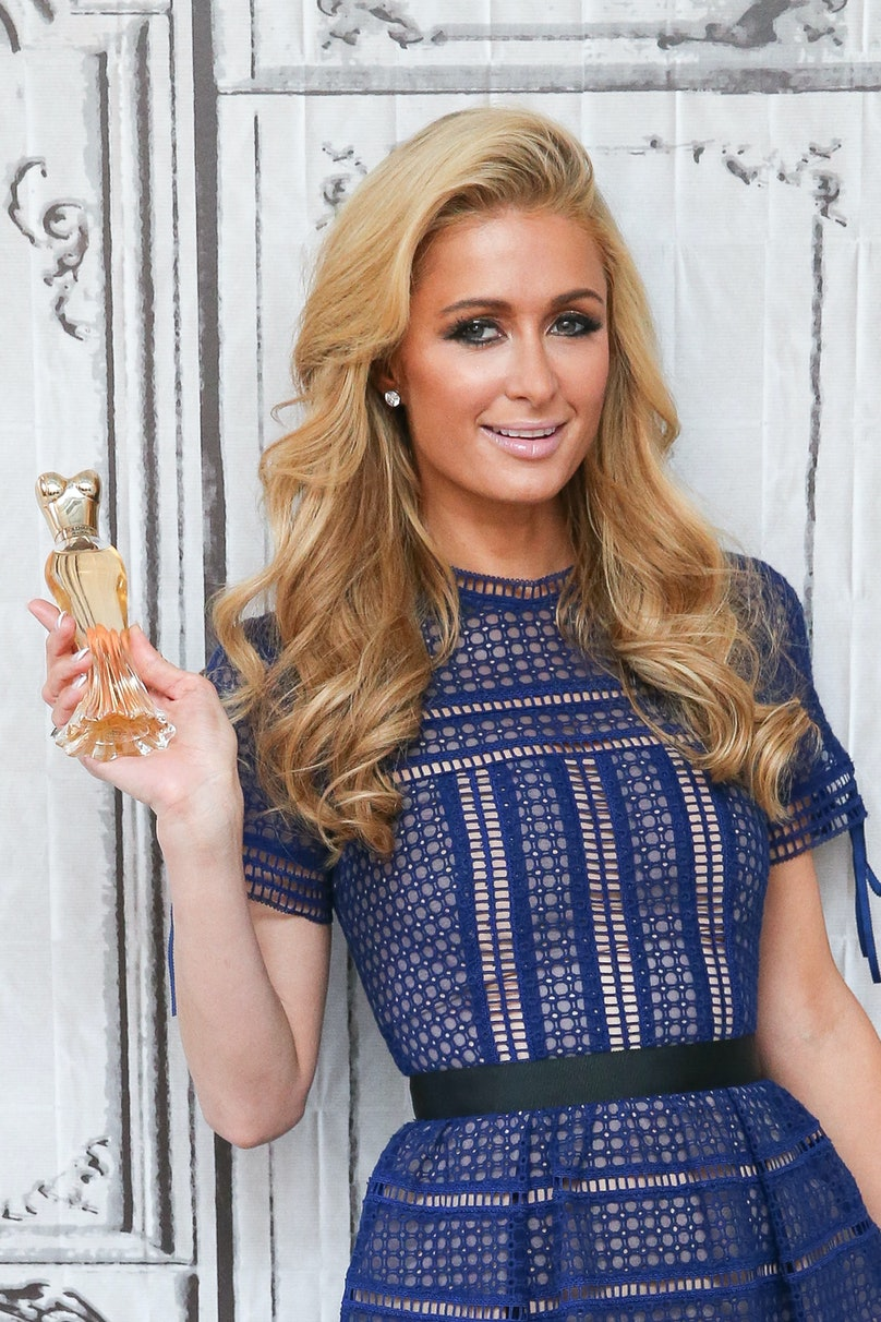 """The BUILD Series Presents Paris Hilton Discussing Her Latest Fragrance """"Gold Rush,"""" Her DJ Residencies And A Music Career"""