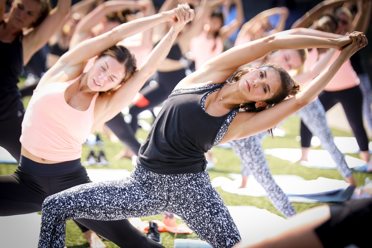 REEBOK & LES MILLS PRESENT : The Ultimate Staycation with Nina Dobrev