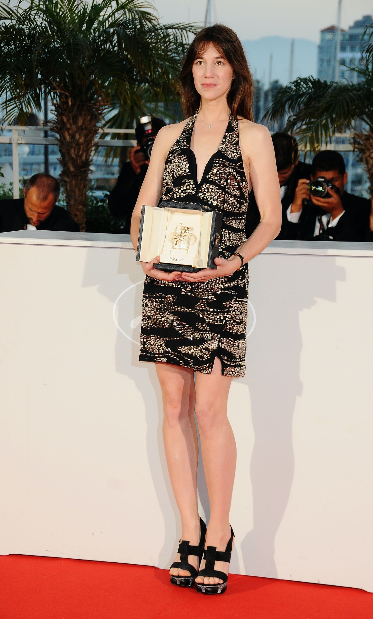 Palm d'Or Award Ceremony - Photocall - 2009 Cannes Film Festival
