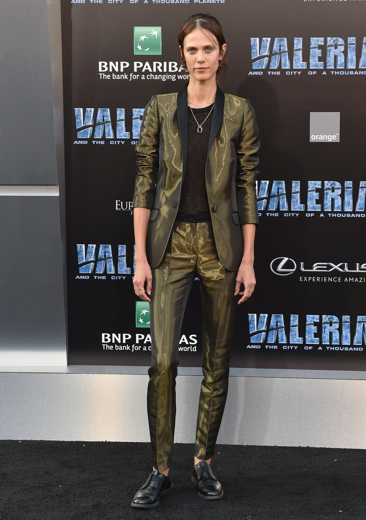 """Premiere Of EuropaCorp And STX Entertainment's """"Valerian And The City Of A Thousand Planets"""""""