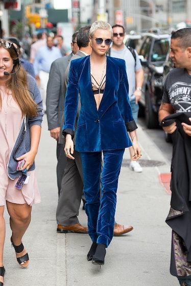 Celebrity Sightings in New York City - July 20, 2017