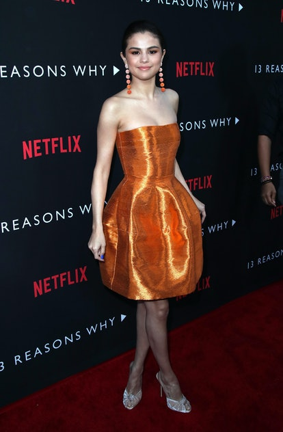 """Premiere Of Netflix's """"13 Reasons Why"""" - Arrivals"""