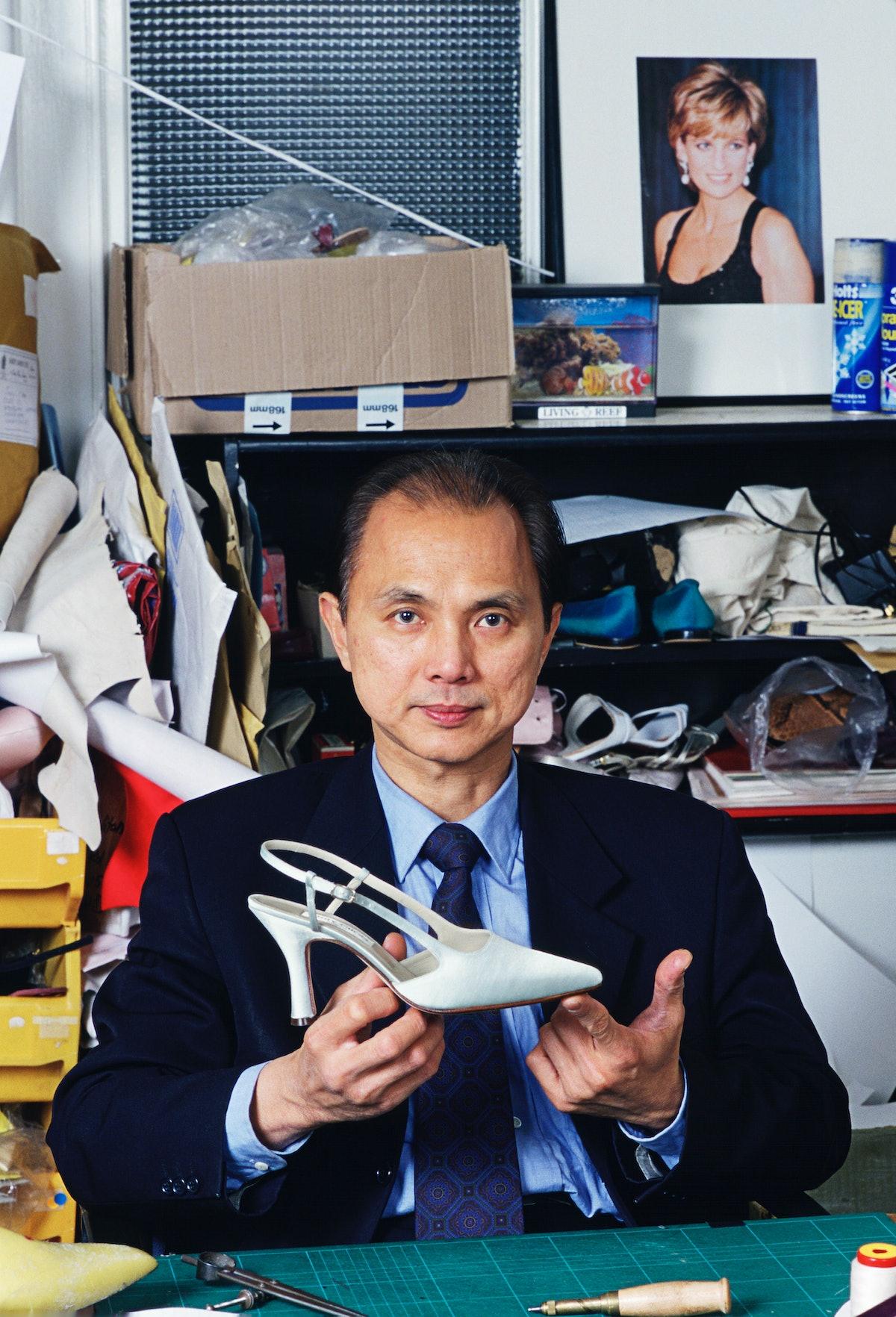 Jimmy Choo Shoe Designer