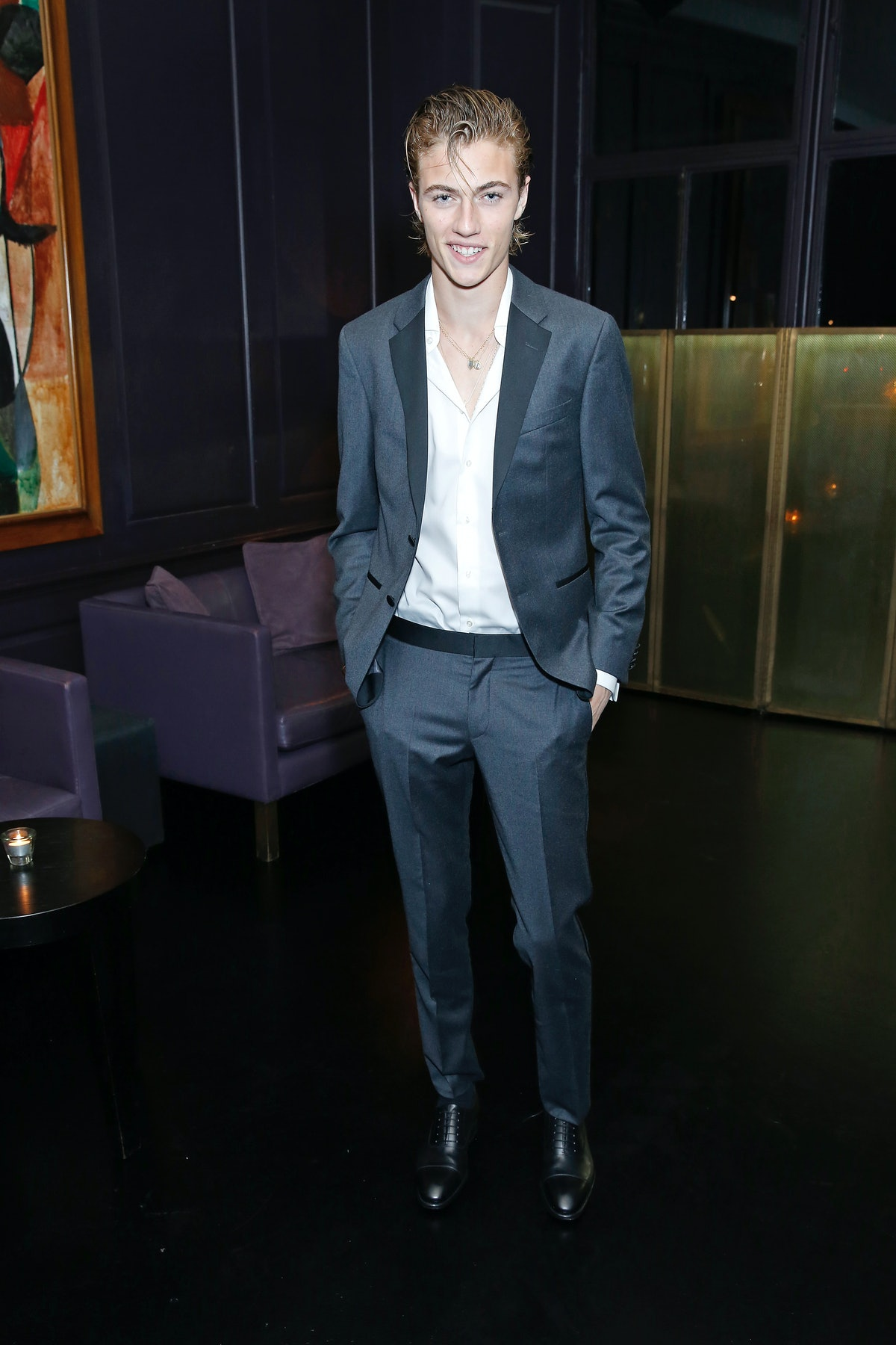 Tommy Hilfiger And Dylan Jones Host Dinner To Celebrate The London Collections Men AW16