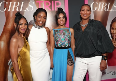 """Premiere Of Universal Pictures' """"Girls Trip"""" - Red Carpet"""