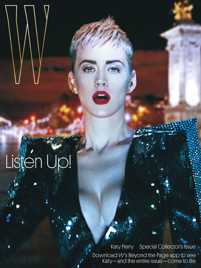 Cover - September 2017 - Katy Perry