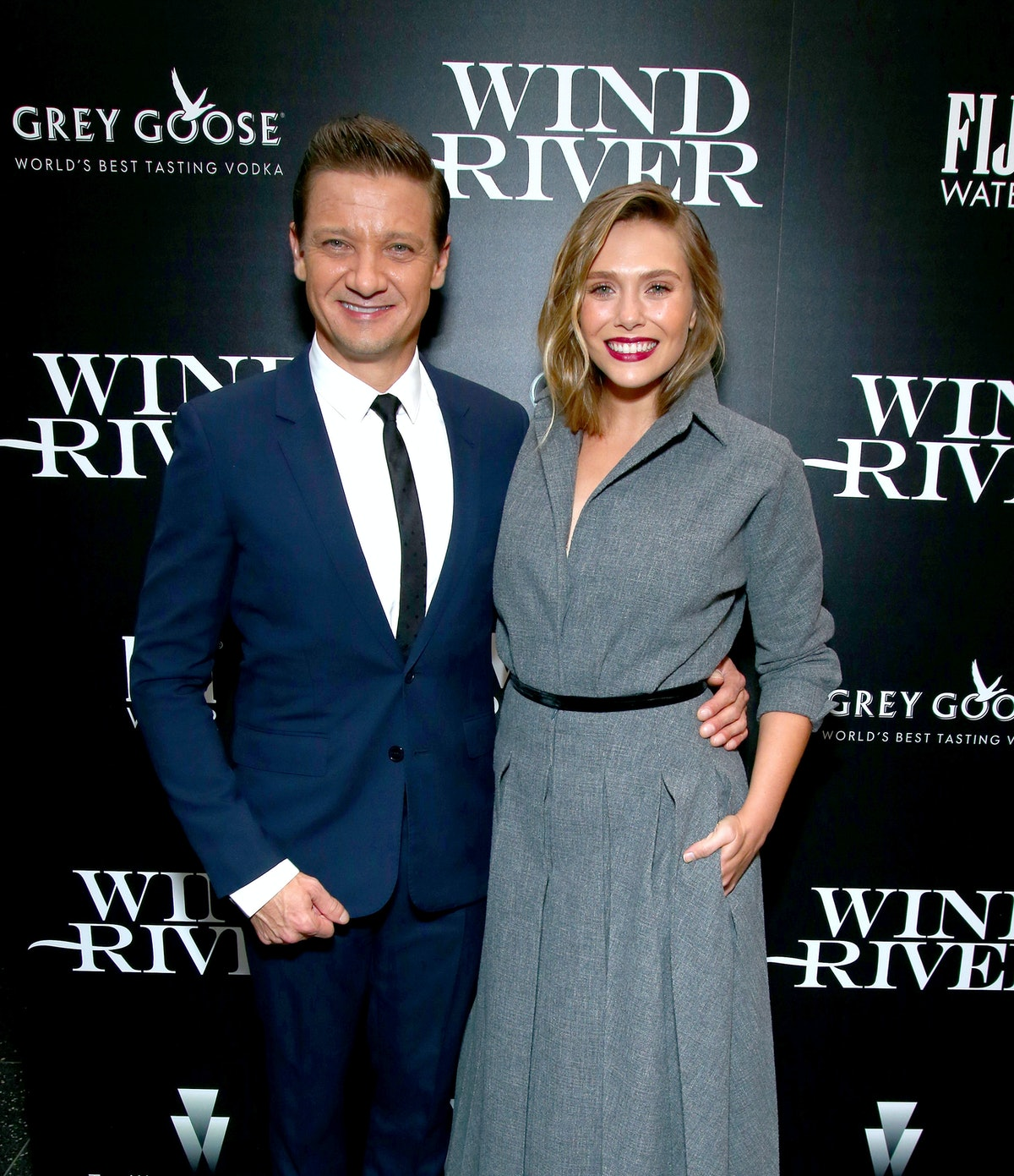 """The Weinstein Company With FIJI, Grey Goose, Lexus And NetJets Host A Screening Of """"Wind River"""" - Ar..."""