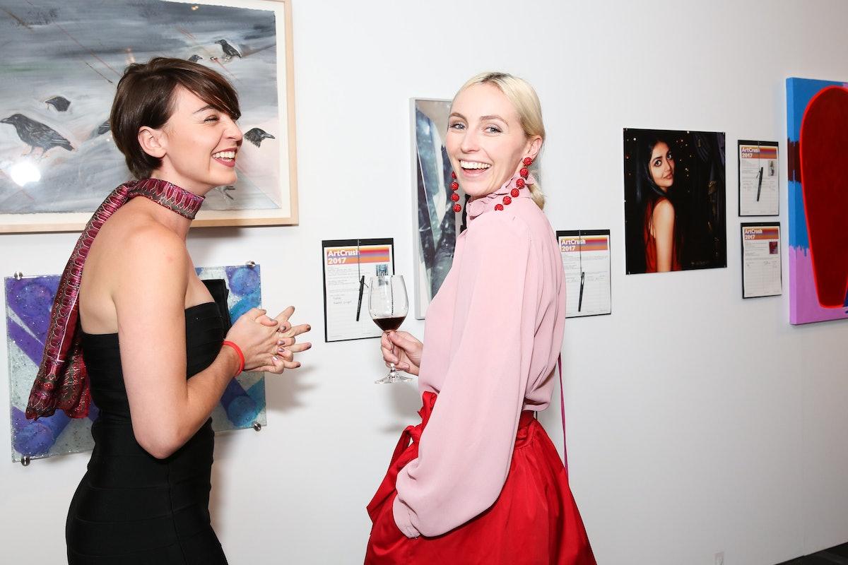 ASPEN ART MUSEUM 2017 ArtCrush Gala: Presented by Sotheby's: Sponsored by JP Morgan, Audi, W Magazin...