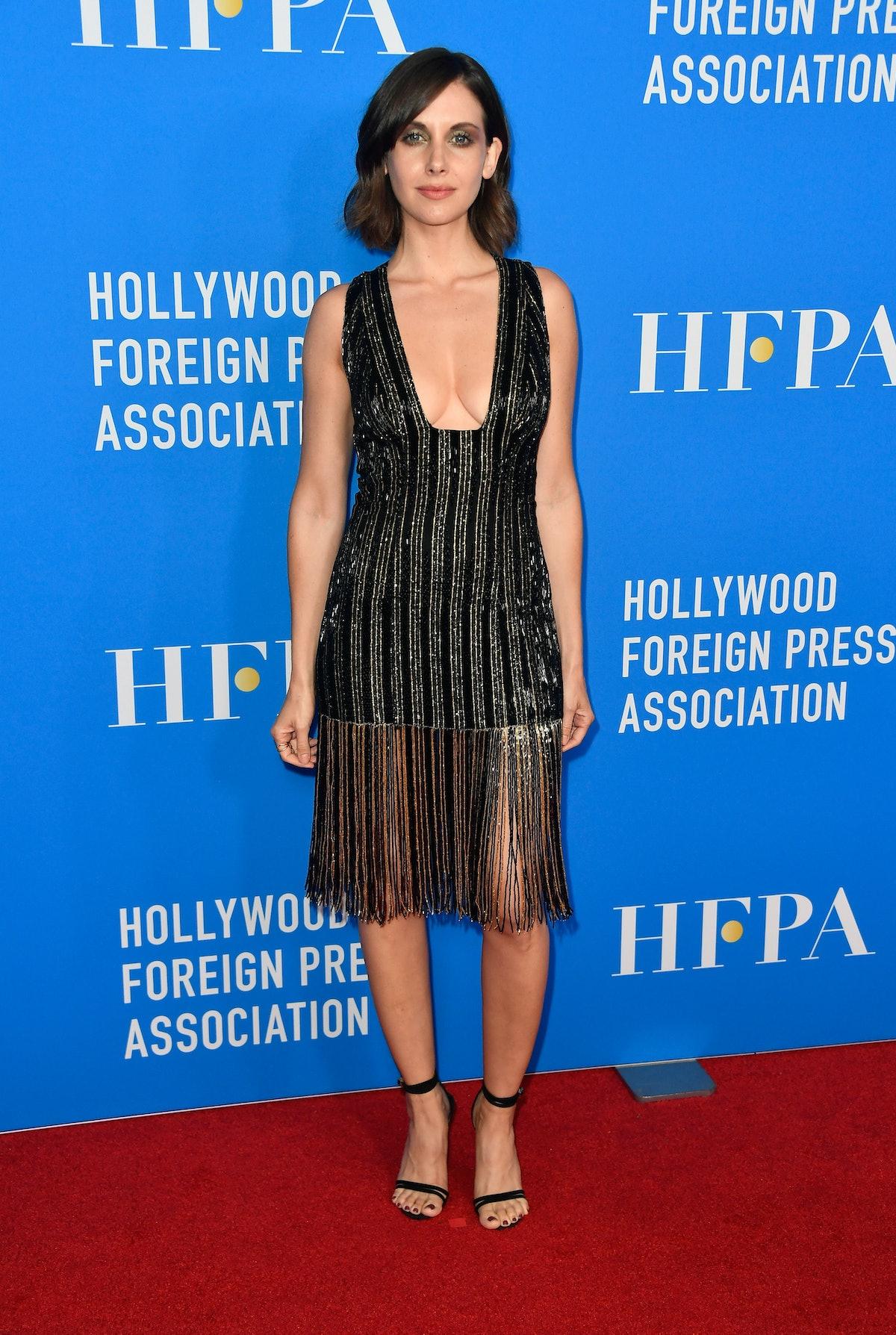 Hollywood Foreign Press Association's Grants Banquet - Arrivals