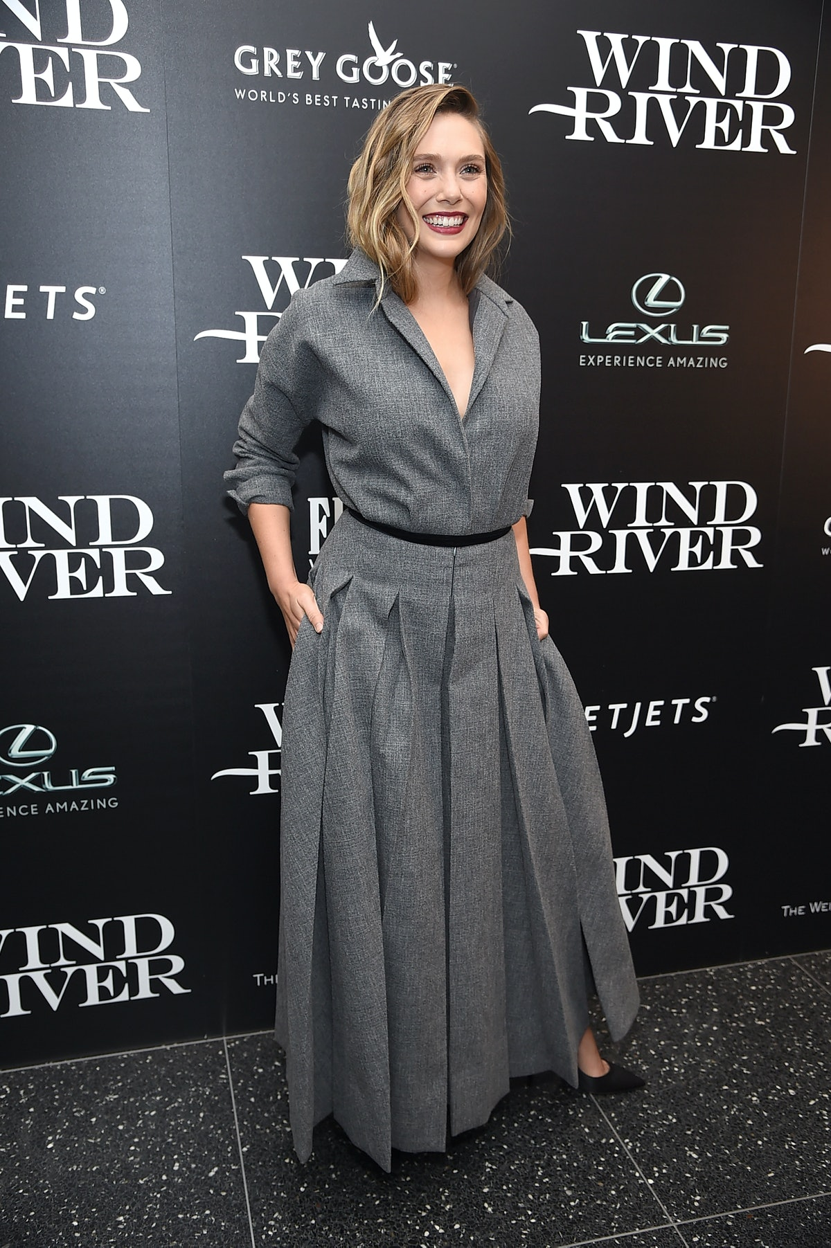 """The Weinstein Company Hosts A Screening Of """"Wind River""""- Arrivals"""