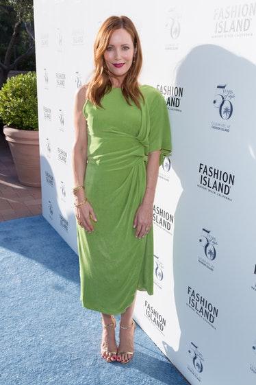 Los Angeles Confidential Celebrates Fashion Island's 50th Anniversary With Summer Cover Star Leslie ...