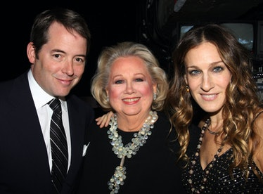 Sarah Jessica Parker and Matthew Broderick Host Broadway Voices For Change