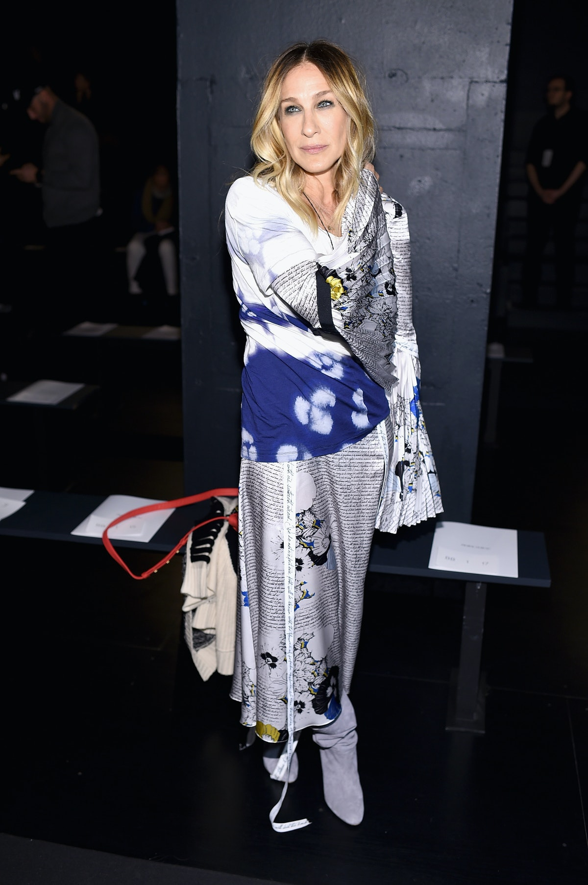 Prabal Gurung - Front Row - February 2017 - New York Fashion Week: The Shows