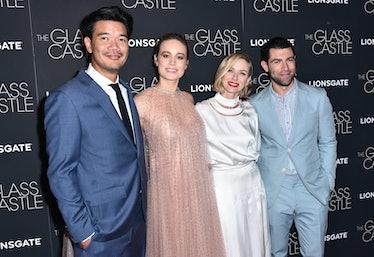 """The Glass Castle"" New York Screening"