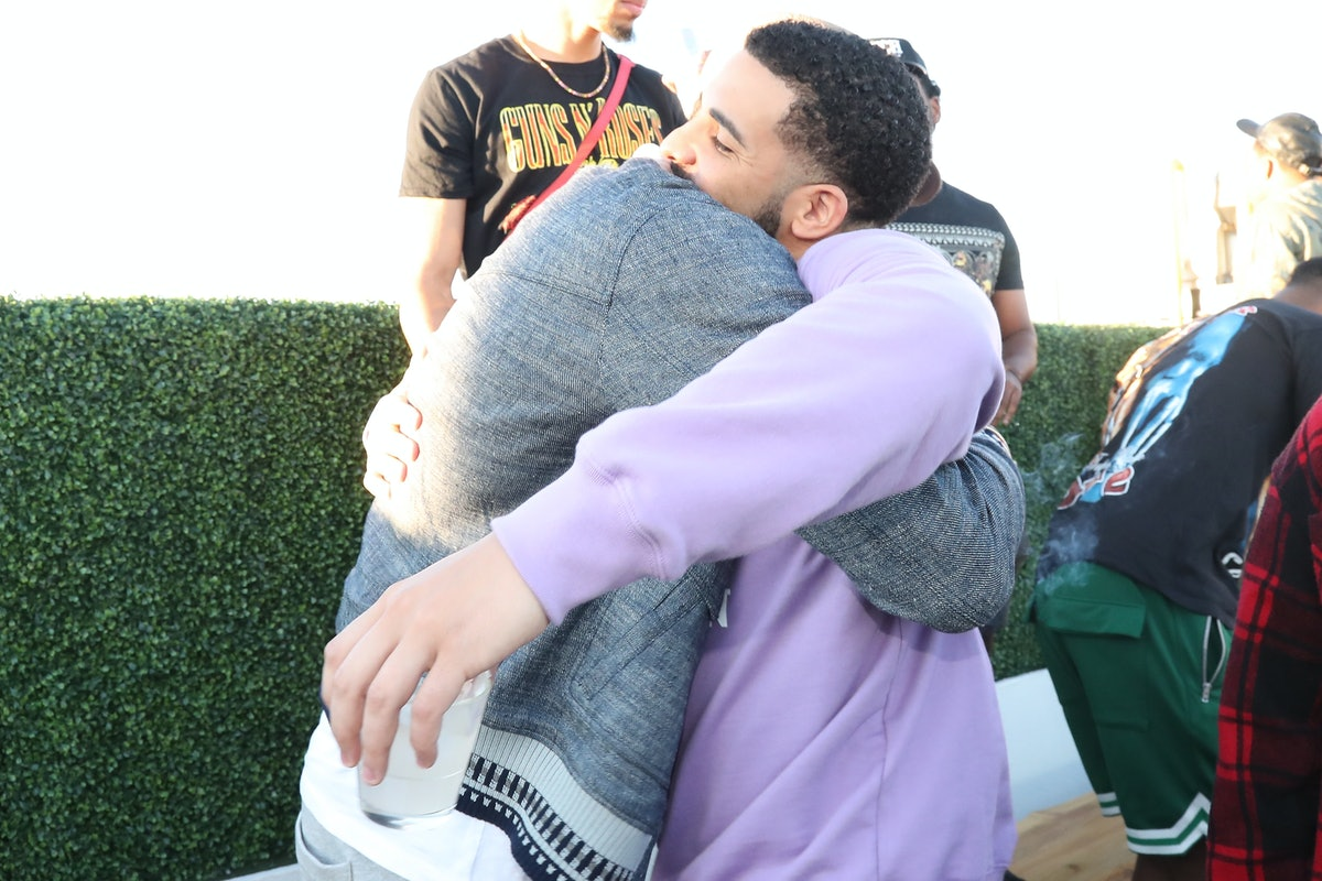 OVO Chubbs Partners With Remy Martin For Drake And Lebron James Pool Party In Toronto For Caribana 2...