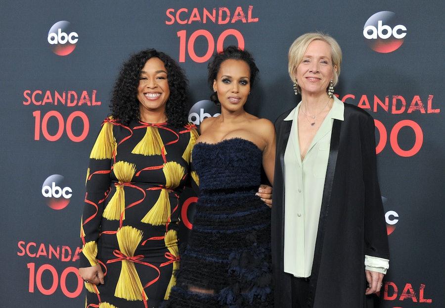 "ABC's ""Scandal"" 100th Episode Celebration - Arrivals"