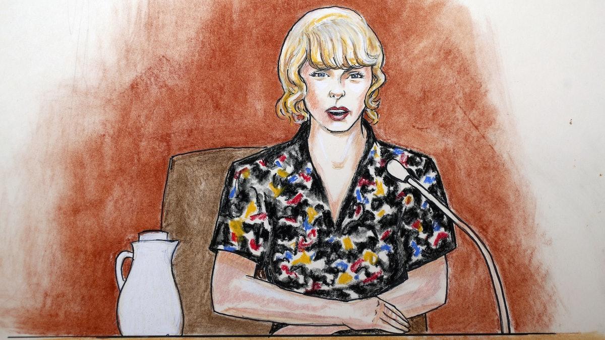Taylor Swift Radio Host
