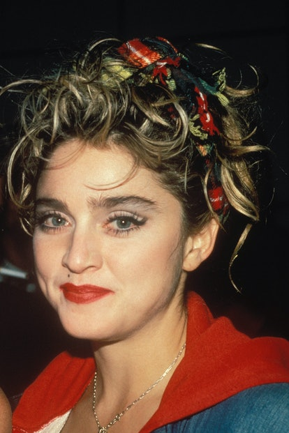 Madonna in NYC in 1985
