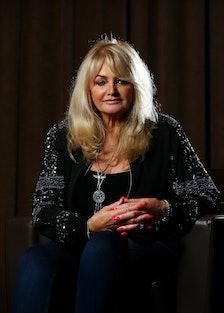 Bonnie Tyler Portrait Shoot