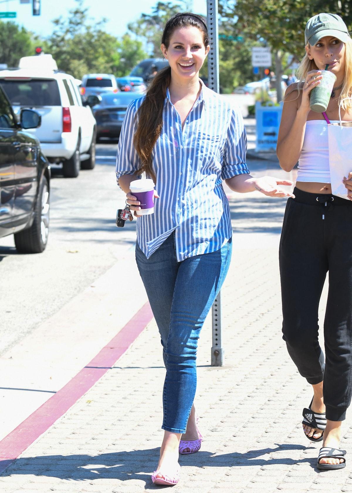 Celebrity Sightings In Los Angeles - July 04, 2017