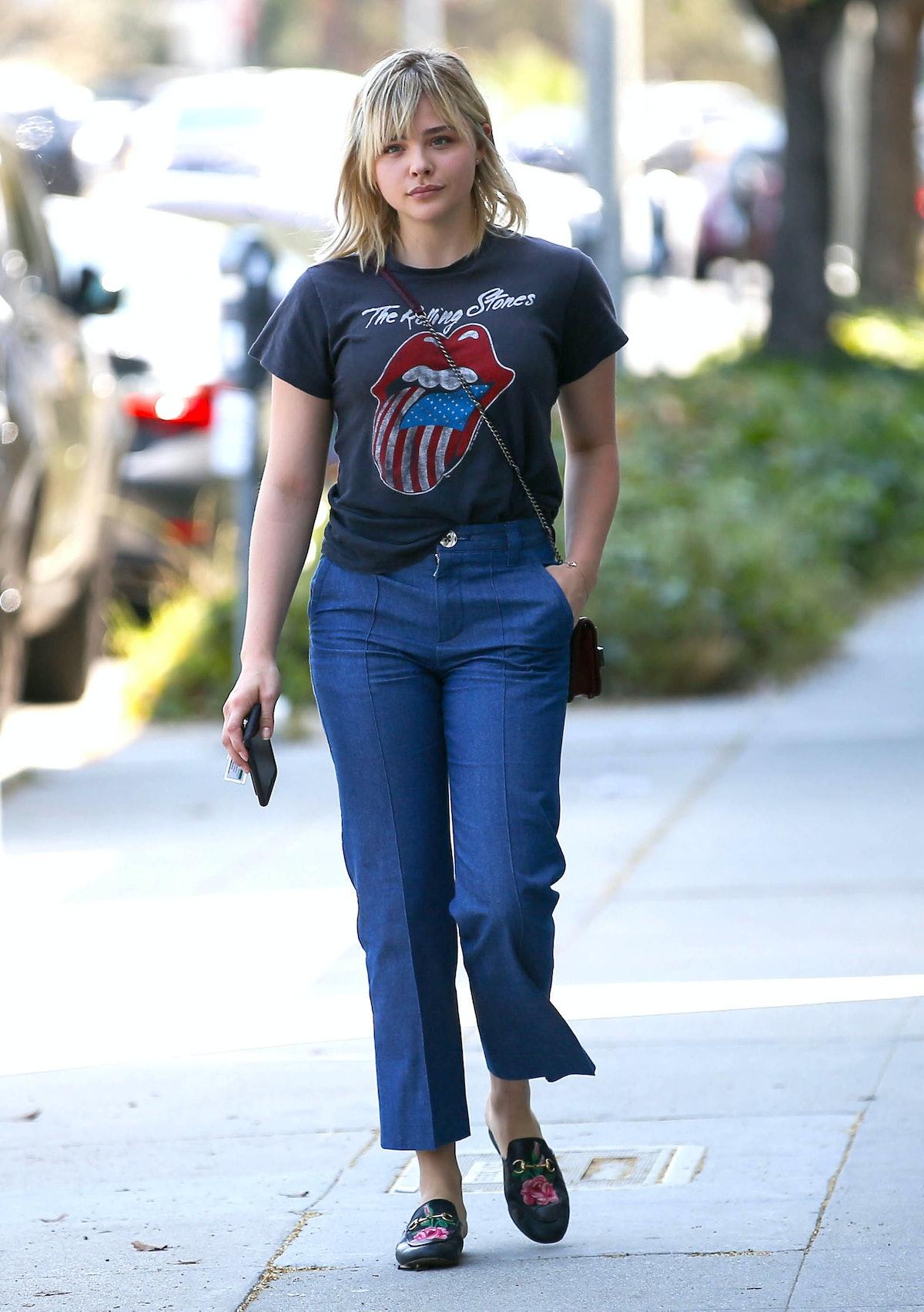 Celebrity Sightings In Los Angeles - July 7, 2017