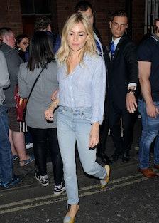 London Celebrity Sightings -  August 12, 2017