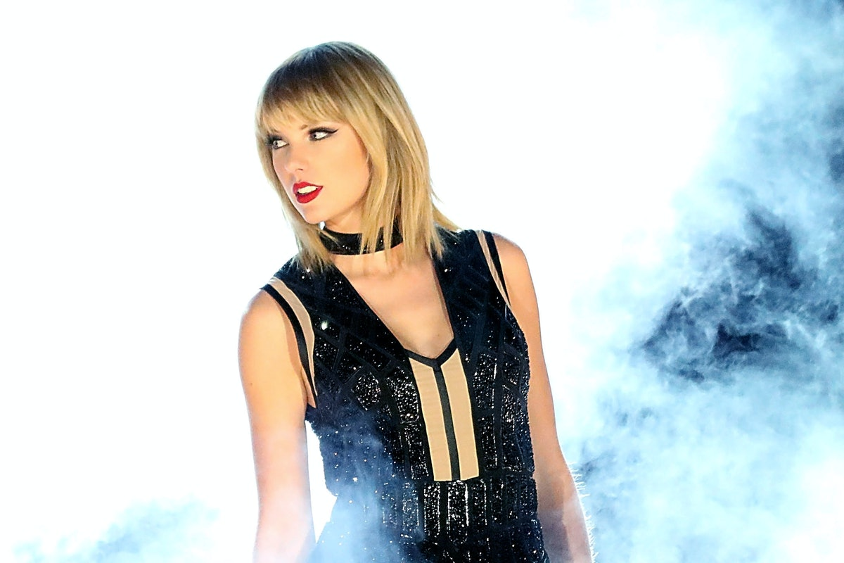 Taylor Swift Performs At Circuit Of The Americas