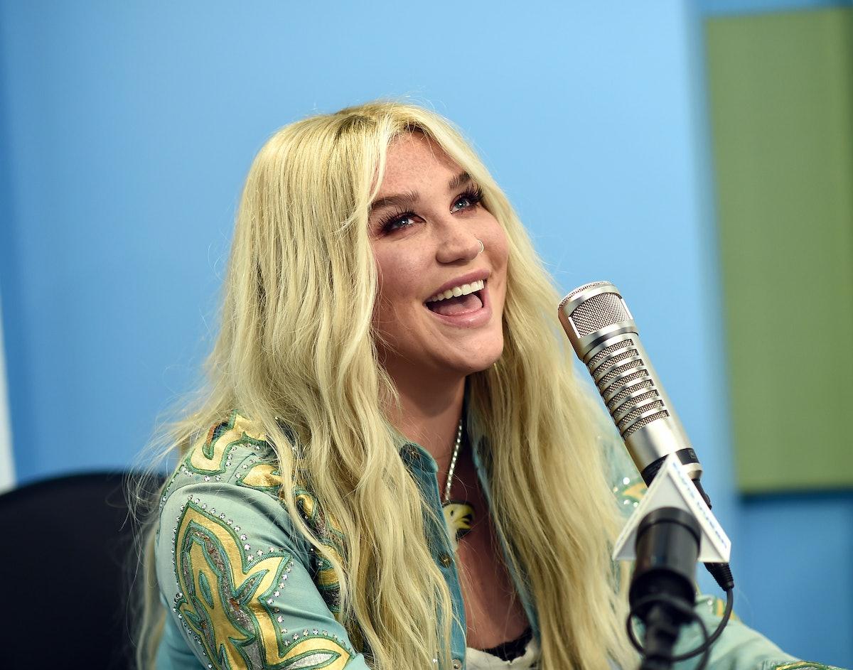 "Kesha Visits The ""Elvis Duran Z100 Morning Show"""