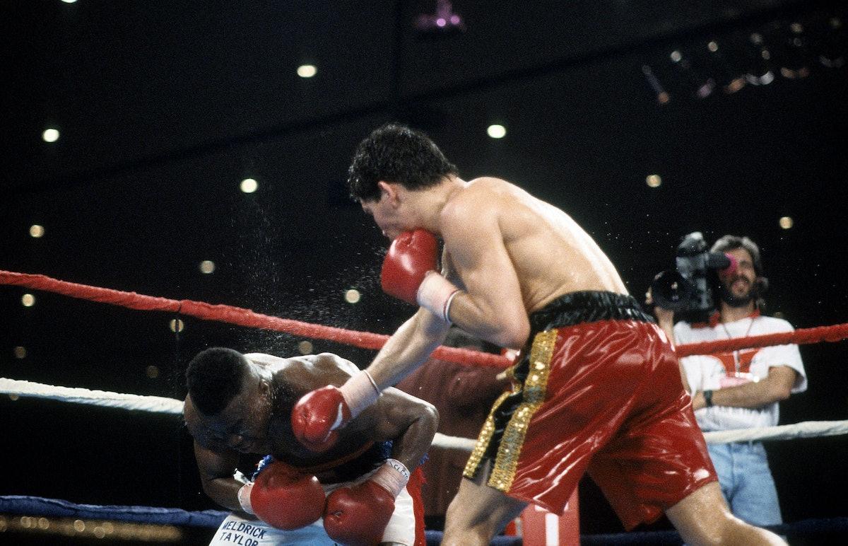 Meldrick Taylor v Julio Cesar Chavez
