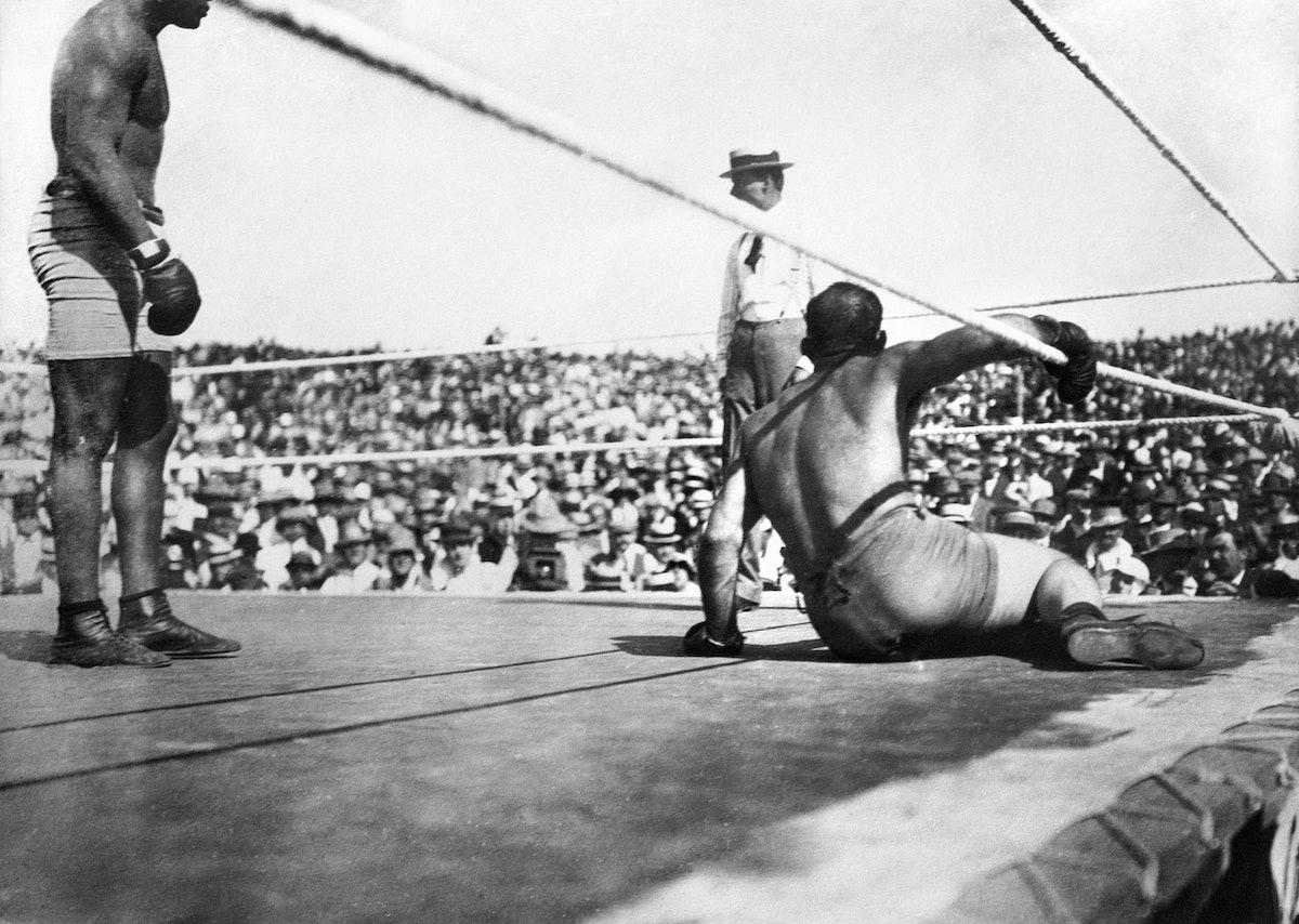 Boxing - World Heavyweight Title - Jack Johnson v James J Jeffries - Reno, Nevada