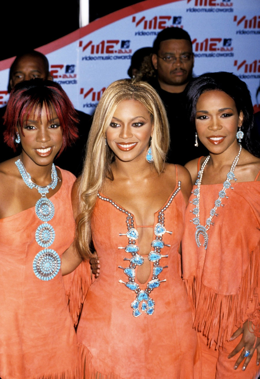 2001 MTV Video Music Awards - Arrivals