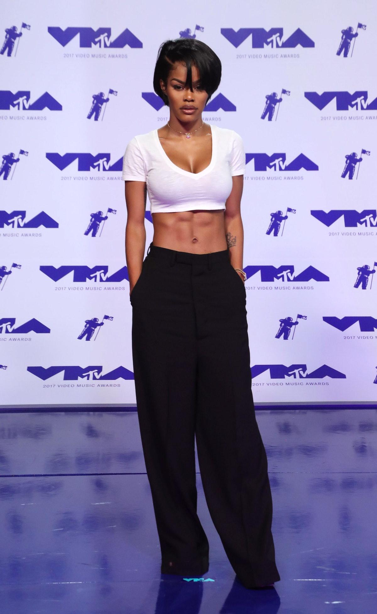 MTV Video Music Awards, Arrivals, Los Angeles, USA - 27 Aug 2017