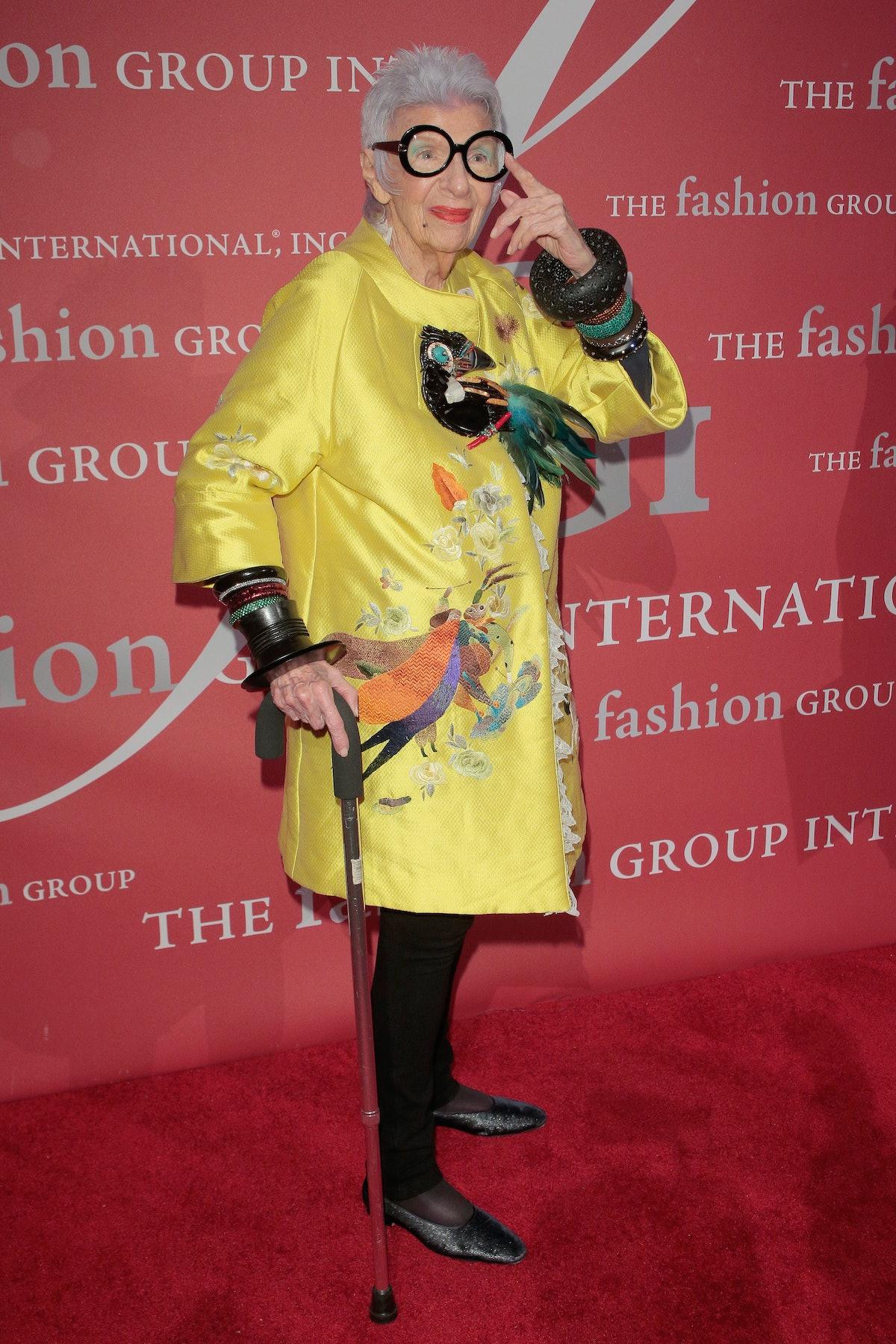 2016 Fashion Group International Night Of Stars Gala