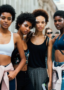 Street Style - September 2016 New York Fashion Week - Day 4