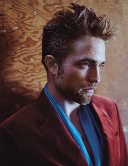 Robert Pattinson - Royals - October 2017