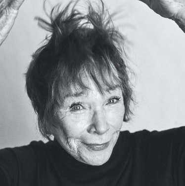 Shirley MacLaine - Royals - October 2017
