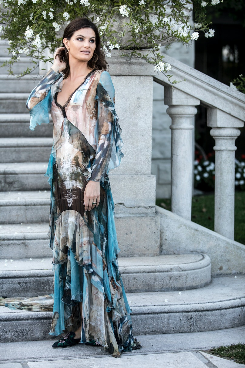 Celebrity Sightings Ahead Of The 74th Venice Film Festival