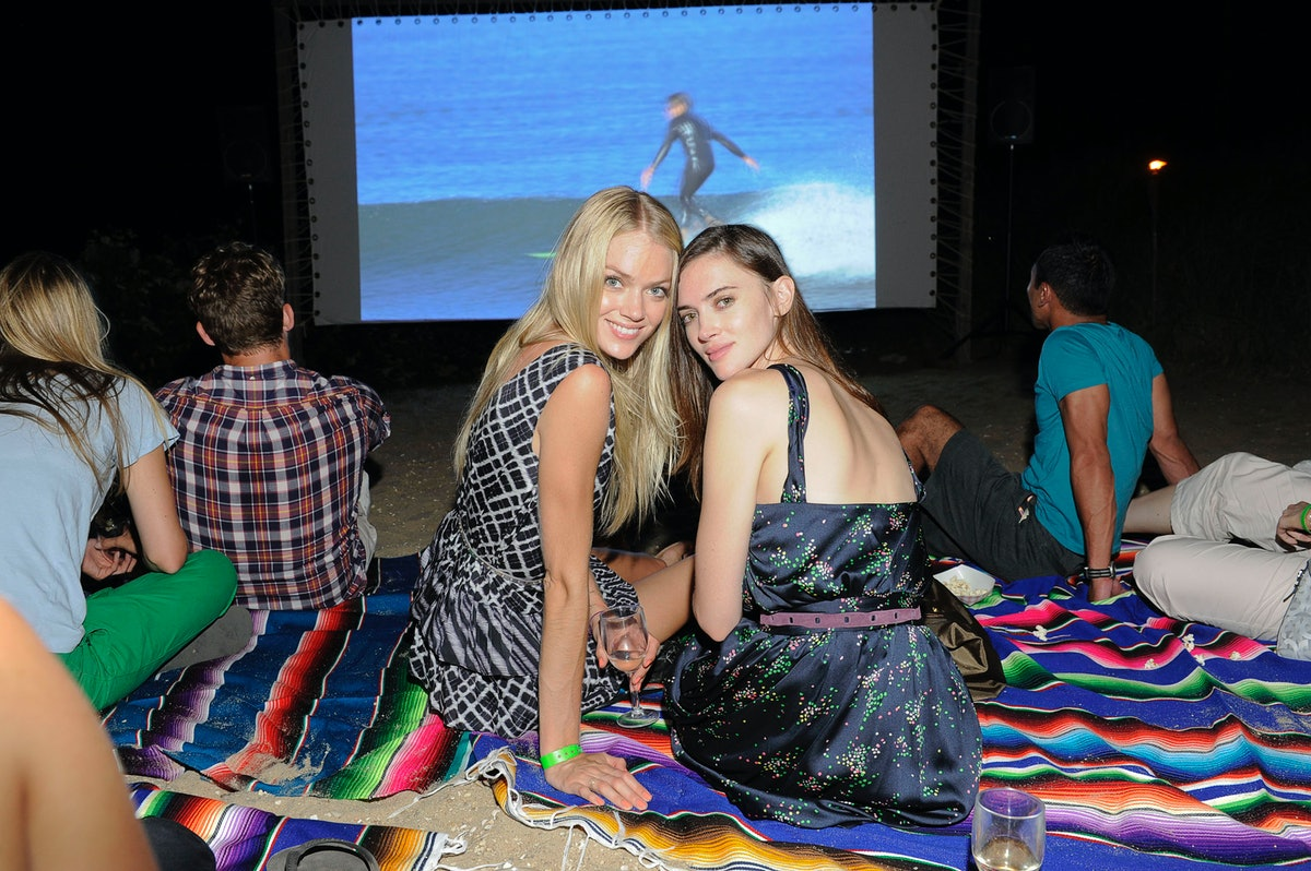 Tommy Hilfiger Presents A Screening Of Sight & Sound